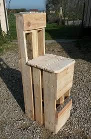 Outdoor Patio Pallet Furniture - pallet chair pallet furniture diy