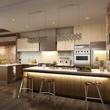 amazon com byb ul listed 3 panels led under cabinet lighting