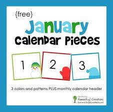 82 best calendar numbers images on pinterest activities