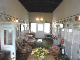 listed railway carriage home sutton on sea train love
