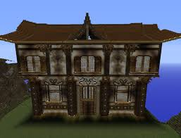 small fairy tales house minecraft project