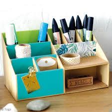 organiseur bureau organiseur de bureau 8 compartiments 21 x 12 cm pot à crayon à