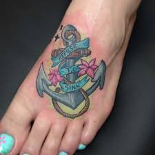 12 courageous i refuse to sink tattoos