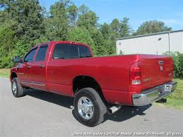2006 dodge ram 2500 diesel for sale 2006 dodge ram 2500 laramie cummins turbo diesel slt 4x4 cab