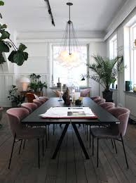 mauve dining chairs spaces and gems pinterest gothenburg