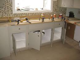 Making Kitchen Cabinets Delighful How To Make A Kitchen Cabinet