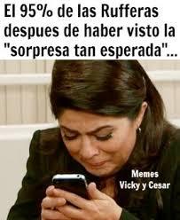 Vicky Meme - memes vicky y cesar on twitter doloooooor