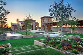Tiered Backyard Landscaping Ideas Tiered Landscaping Ideas Tiered Wall Traditional Landscape Tiered
