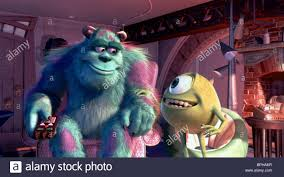 sulley u0026 mike monsters monsters 2001 stock photo