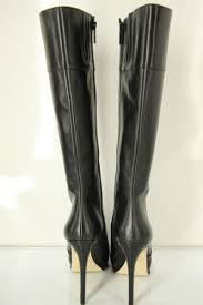 womens high heel boots size 9 michael kors boots michael kors ailee platform rinding boots size