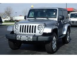 jeep sahara jeep wrangler sahara in illinois for sale used cars on