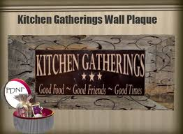 kitchen wall plaques second marketplace pdn kitchen gatherings wall plaque boxed