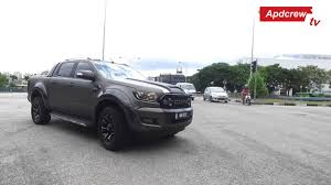 Camo Truck Accessories For Ford Ranger - ford ranger wild truck full wrap 3m youtube