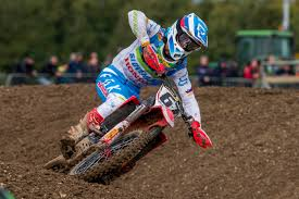 honda racing motocross gajser takes the win in the mxgp class at the motocross of nations