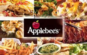 applebee gift card apple bee gift card