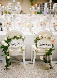 and groom chair 12 chic and groom wedding chair decoration ideas oh best