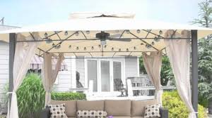 Replacement Canopy For 10x12 Gazebo by Garden Winds Replacement Canopy For Target Wellington Gazebo Youtube