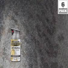 rust oleum universal 12 oz all surface hammered black spray paint