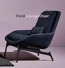 modern chair with ottoman modern furniture blu dot good design is good
