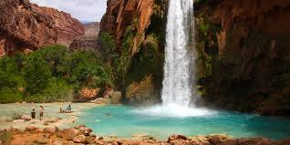 Arizona Waterfalls images The internet is loving this hidden blue water swimming hole in jpg