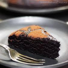 duncan hines style chocolate cake gluten free vegan