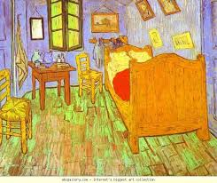 vincent van gogh bedroom van gogh van gogh s bedroom in arles saint rémy