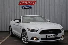 pistonheads ford mustang used 2017 ford mustang 5 0 v8 gt 2 door for sale in derbyshire