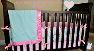 crib bumper diy so i had a baby