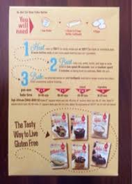 cake directions s gluten free adventures betty crocker gluten free s