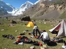 siege rib shakhdara range peak karl marx ascent of southwest rib and