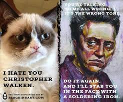 Christopher Walken Memes - christopher walken chill esperienza