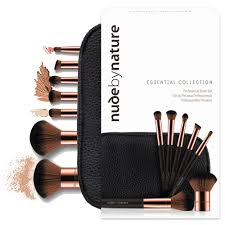 buy essential collection brush set 1 kit by by nature online