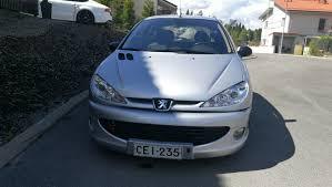peugeot 206 2 0gt wrc numero 3960 hatchback 2000 used vehicle