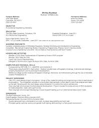 Restaurant Resume Objective Statement Busboy Resume Examples Resume For Your Job Application