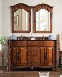 Traditional Bathroom Vanity by James Martin Florentine Double 60 Inch Traditional Bathroom