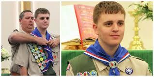 Boy Scout Flag Raising Ceremony Script Beyond Grace February 2015