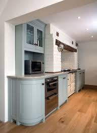 rustic blue gray kitchen cabinets 24 blue kitchen cabinet ideas to breathe into your kitchen