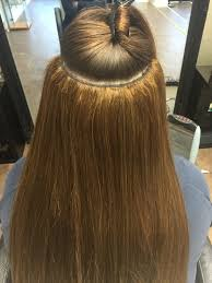 micro weft extensions services signature lengths professional hair extensions neath