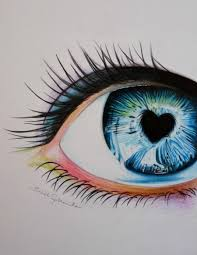 Drawing by How To Draw An Eye 40 Amazing Tutorials And Examples Eye