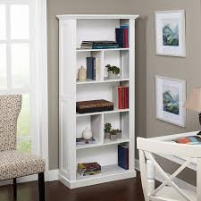White Bookcase Walmart Simple Living Holland White Bookcase Walmart Com