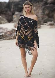 boho crochet clothing white bohemian store