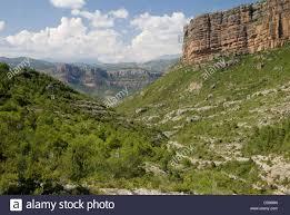 Pyrenees Mountains Map Catalan Mountains Landscape Pyrenees Stock Photos U0026 Catalan