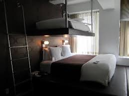 Luxury Bunk Beds Modern Chic Bedroom Alcove Bunk Beds Furniture Design Nu