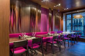Restaurant Interior Design Aurora Restaurant And Bar By Barmade Interior Design Zurich