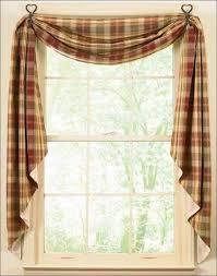 Walmart Kitchen Curtains Valances by Kitchen 24 Inch Curtains Kitchen Curtain Sets Clearance Modern