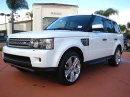 white land rover white range rover white leather with black trim seats please