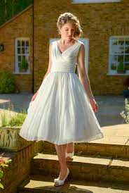 50 S Style Wedding Dresses Introducing Elegance 50s U2013 Vintage Inspired Gowns For Brides