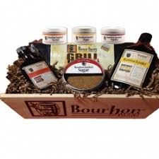 bourbon gift basket bourbon gift ideas for the holidays bourbon whiskey our