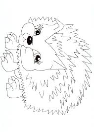 free printable monster high coloring pages hedgehog free coloring