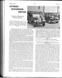 renault cars 1965 veteran edwardian vintage motor sport magazine archive